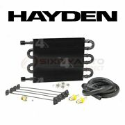 Hayden Automatic Transmission Oil Cooler For 1981-1989 Plymouth Reliant - Rk