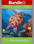 Basic College Mathematics + Aleks 350 18 Weeks Access Hardcover By Miller ...
