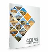 Continent Folders Collection Africaamericaasiaeurope5 Folder Total 203 Coins