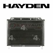 Hayden Automatic Transmission Oil Cooler For 1981-1989 Plymouth Reliant - Nr