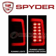 Spyder Auto Tail Light Set For 2011-2018 Ram 2500 - Electrical Lighting Body Yp