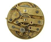 Patek Philippe And Cie Small Ladies Fob Or Wristwatch Movement Spares Repairs Ad21