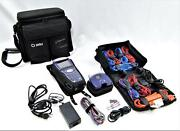 Jdsu Copper Cable Network Tester System | Hst-3000 | Sim, Cables And Case