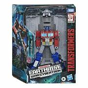 Trans Formers Generations 2020 War Pho Cybertron Earth Rise Leader Class Optimus