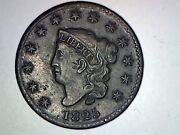 1825 Cent Xf Condition