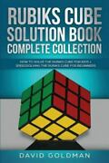 Rubiks Cube Solution Book Complete Collection How To Solve The Rubiks Cube F...