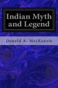 Indian Myth And Legend, Paperback By Mackenzie, Donald A. Goble, Warwick, Br...