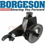 Borgeson Power Steering Pump Kit For 1955-1966 Ford Fairlane 5.4l 5.8l V8 - Kh