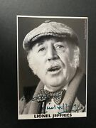 Lionel Jeffries - Chitty Chitty Bang Bang Actor - Superb Signed Photos