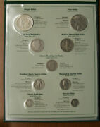 The Silver Coins Of San Francisco Mint 1878-1937 By Postal Commemorative Society