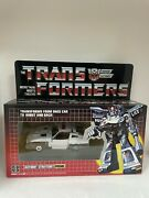Transformers G1 Reissue Prowl Brand New Free Shipping