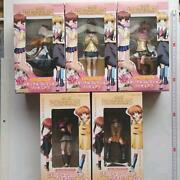 Key 10th Memorial Collection Figure Set Of 5 Little Busters Clannad