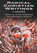 Radical Christian Writings A Reader, Hardcover By Bradstock, Andrew Edt ...