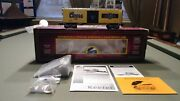 Mth Premier 20-94204 Coors Beer Operating Reefer Car 2009 L/n Box O Scale