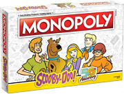 Monopoly Scooby-doo Board Game | Collectible | Multi-colored