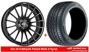 Alloy Wheels And Tyres 19 Ats Superlight For Cadillac Xts 13-19