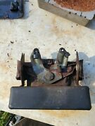 86-92 Jeep Comanche Tailgate Handle Latch Assembly Good Working Order