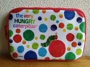 The Very Hungry Caterpillar Pouch Bag Post Office Limited Item Rectangle Shape