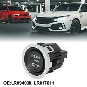 Car Engine Start Stop Switch Lr094038 For Land For Rover Range For Rover 13-18