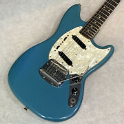 Fender 1978 Mustang Refinished Secondhand Instruments/electric