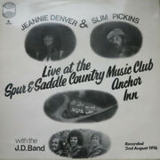 Jeannie Denver - Live At The Spur Saddle Country Music Club Anchor In.. - D34d