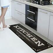 Farmhouse Rug Nonslip Rubber Backed Mat Laundry Room Rug For 20x48 Kitchen