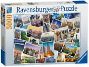 17433 Ravensburger New York Jigsaw Puzzles 5000 High Quality Pieces Age 14+