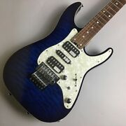 Schecter Schechter /sd-dx-24-as/r Blsb Secondhand Used Electric Guitar Staeon