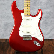 Secondhand Fender Japan St71-140ym Candy Apple Red Umeda Store