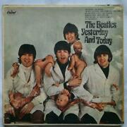 Super Rare The Beatles Yesterday And Today Record 3rd State Butcher Cover 622/mn