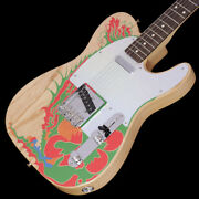 Fender Jimmy Page Telecaster Rosewood Natural Case Present/fe610 S/n Mxn04524