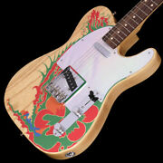 Fender Jimmy Page Telecaster Rosewood Natural Case Present/fe610 S/n Mxn02631