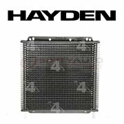 Hayden Automatic Transmission Oil Cooler For 1986 Ford B-200 Panel - Nw