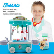 Doctor Kit Surgical Car With Music Children Play House Educational Role Play Usa