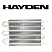 Hayden Automatic Transmission Oil Cooler For 1981-1989 Plymouth Reliant - Gd
