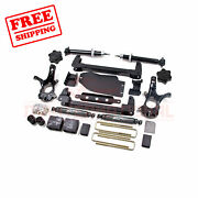 Zone 6.5 Front And Rear Suspension Lift Kit For Gmc 1500 Pickup 4wd Gas 2007-2013