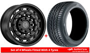 Alloy Wheels And Tyres 20 Black Rhino Arsenal For Cadillac Ct6 16-20