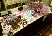 Lot Of New Born To 24 Months Clothing Sets And Pieces. Over 75 Plus. Tags On