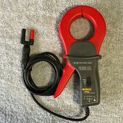 Andnbspfluke I1000s Ac Current Probe Range 100 Ma To 1000 Amp Rms. Used Good Cond.andnbsp