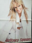 Giant Magazine Poster Britney Spears And Jamelia Oop Hot