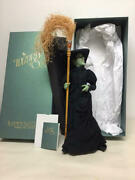 R. John Wright Dolls The Wizard Of Oz Wicked Witch Of The West 17 Doll 25/250