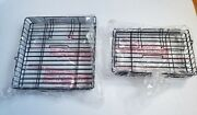 Ronco Showtime Rotisserie 4000 5000 Wired Baskets Replacement Pieces Qty 2
