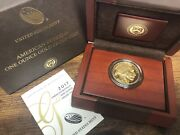 United States Mint 2017 American Buffalo One Ounce Gold Proof 50 Coin