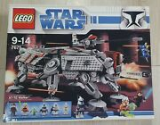 Lego Star Wars 7675 At-te Walker 2008 Collectorand039s Set Retired Item Brand New 1
