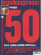 Musikexpress Magazine Germany 2019-09 Can White Stripes Woodstock See Pics
