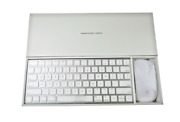 Apple Oem A1644/a1657 Magic Keyboard 2 And Magic Mouse 2 Wireless Kit - White