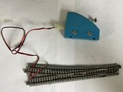 N Scale Kato Right-hand 6 Turnout With Switch. Please Read Description.