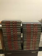 Vintage Funk And Wagnalls New Encyclopedia 1986 Complete Set Vol 1-29 Beautiful