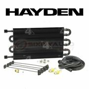 Hayden Automatic Transmission Oil Cooler For 1997-2001 Cadillac Catera - Jd
