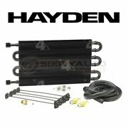 Hayden Automatic Transmission Oil Cooler For 1981-1989 Plymouth Reliant - Ja